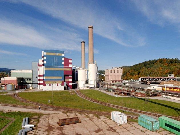 Elektrárna Trutnov - Poříčí.