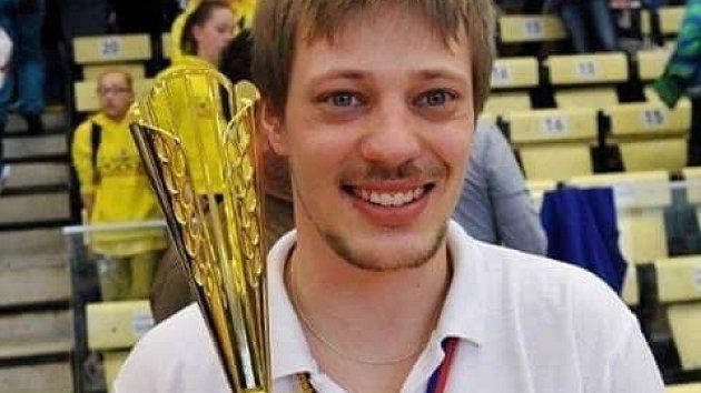 Martin Čermák.