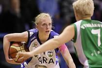 Kara Trutnov - Valosun Brno (2. čtvrtfinále).