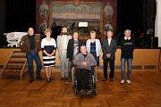 Devět laureátů dostalo ocenění za přínos městu.