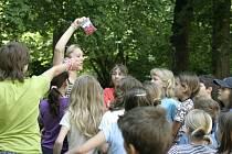 Dětská scéna - Účastníci recitačních dílen