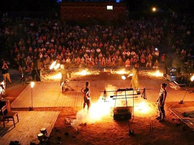 Africká noc v ZOO Dvůr Králové