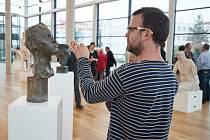 Výstava Jana Hendrycha