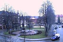 Semilské Riegrovo náměstí