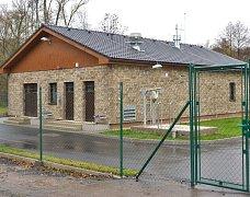 Nová čistírna odpadních vod v Rovensku pod Troskami.