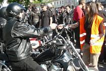 6. Motorkářské požehnání ve Vrchlabí