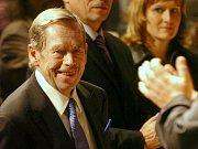 Bývalý český prezident Václav Havel.