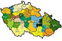 Záchranné stanice po celé ČR