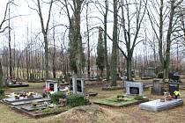 Mladobucký hřbitov čeká kácení a razantní obnova