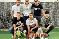 HROMADU CEN si ze Rtyně odnesl tým s originálním názvem Vítěz tohoto zápasu. Nutno dodat, že zcela zaslouženě.