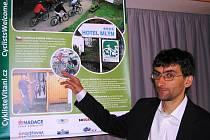 NĚKOLIKADENNÍ CYKLOKONFERENCE letos, za účasti dvou stovek delegátů, odstartovala ve Špindlerově Mlýně.