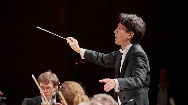 Koncert nejstaršího českého symfonického orchestru z Mariánských Lázní, založeného v roce 1821, v trutnovském Uffu. Vystoupil tam pod vedením japonského dirigenta Shunichiro Maruyamy.