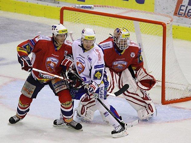 Tipsport Hockey Cup: Vrchlabí - Pardubice.