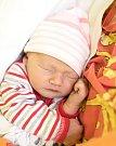 VIKTORIE SEDLÁČKOVÁ se narodila Luďce a Stanislavovi 27. června ve 22.11 hodin. Vážila 3,59 kilogramu a měřila 52 centimetrů. Doma v Kruhu na sestru už čeká bráška Štěpánek.
