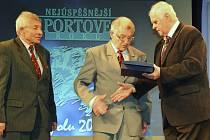 SÍŇ SLÁVY v okrese Semily přivítala Jiřího Prouska (vlevo) a Jiřího Stehlíka. Jan Kubica byl oceněn In memoriam.