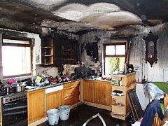 Od rychlovarné konvice začal hořet dům. Soused zavolal pomoc