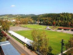 Městský stadion Semily
