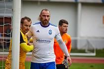 Nejlepší období své fotbalové kariéry prožil Martin Kejzlar v dresu divizního Trutnova.