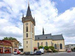 Kostel sv. Jana Křtitele - Dvůr Králové