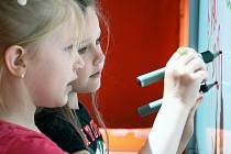 Předškoláci v Semilech dostali interaktivní tabuli