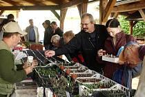 Sympozium Klubu kaktusářů v Penzionu Za Vodou ve Dvoře Králové