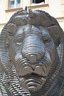 Gabrielův Lev v Trutnově