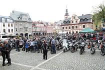 Motorkáři se sjedou do Vrchlabí. Nechají si požehnat v kostele.