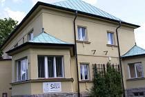 Vrchlabská Základní umělecká škola sídlí v bývalé vile automobilového továrníka Josefa Petery z roku 1933.