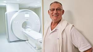 Nová magnetická rezonance v trutnovské nemocnici