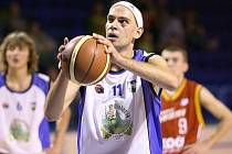 Kara Trutnov - Písek, 1. liga - basketbal