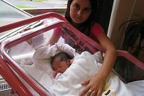 MARTINA FERENCOVÁ  se narodila 9. září ve 20.15 hodin Martině a Josefovi. Vážila 2,047 kg a měřila 47 cm. Bydlí v Trutnově spolu se  sourozenci Gabrielou a Josefem.