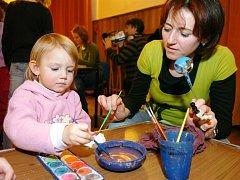 Ledulky - tvůrčí odpoledne pro děti v Domě kultury Trutnov