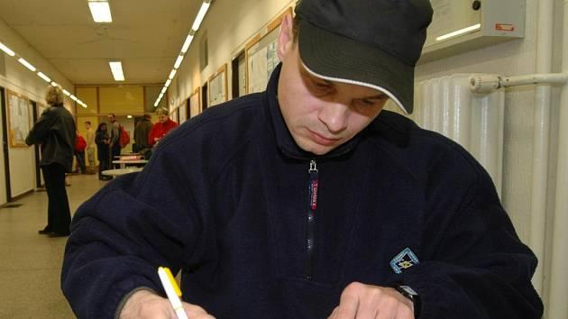 Vladimír Vaněk se stal dalším propuštěným z Texlenu