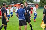 Fortuna Divize C: MFK Trutnov - TJ Dvůr Králové nad Labem 1:0 (0:0).