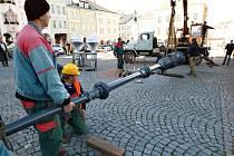 Berlínské lampy jsou zpět na trutnovském náměstí