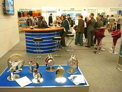 Ve Špindlerově Mlýně se 21. a 22. září 2010 konal 10. ročník veletrhu zimních technologií Intermountain.