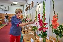 Ze 42. ročníku Světa květin v Trutnově.