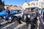 Tříkrálová jízda historických vozů 2020