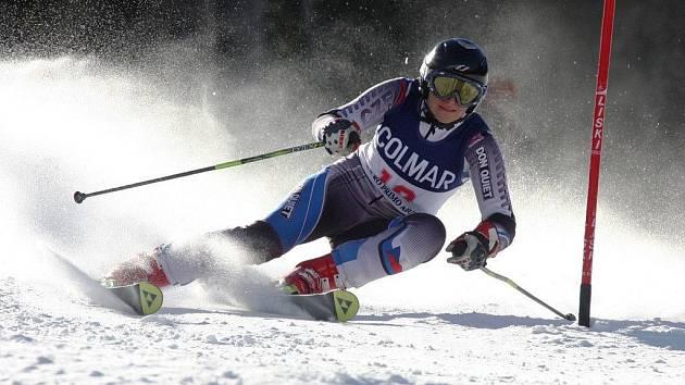 Jihočeška Matoušová z SK Maty byla nejlepší na MČR v Krkonoších.