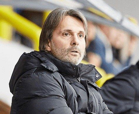 Hokejový kouč Jiří Malinský. Ve 2. lize už vedl Trutnov, nyní bude šéfovat dvorskému hokeji.