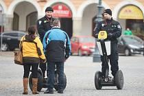 Strážníci Trutnov už testují Segway