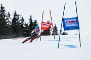 Mikaela Shiffrin. Světový pohár v lyžování ve Špindlerově Mlýně