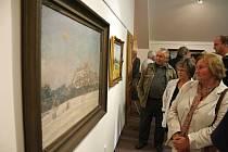 Galerie v Trutnově představuje dílo předního českého malíře Františka Kavána do 25. srpna.