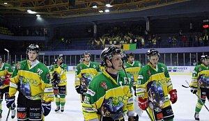 II. hokejová liga: Vrchlabí - Dvůr Králové