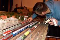 VÝSTAVA Klubu železničních modelářů má v Trutnově dlouholetou tradici.