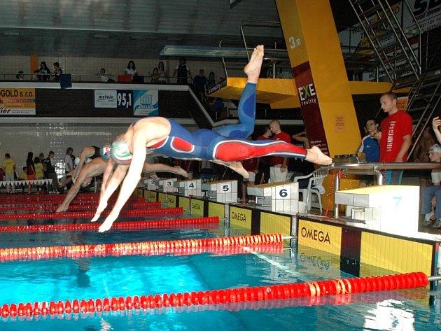 Velká cena Trutnova v plavání