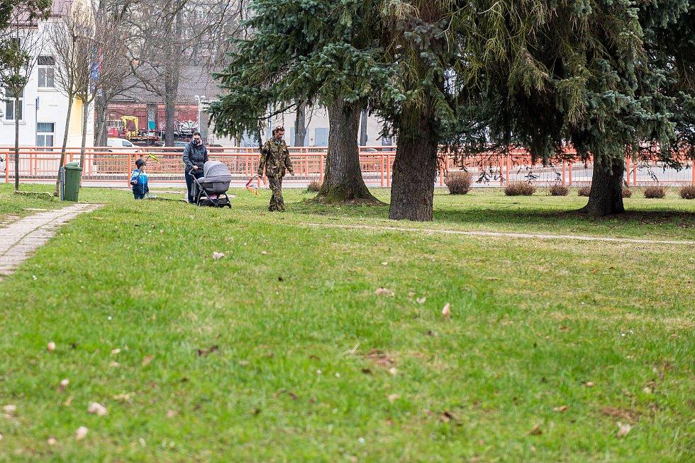 Velikonoční koleda v Trutnově.