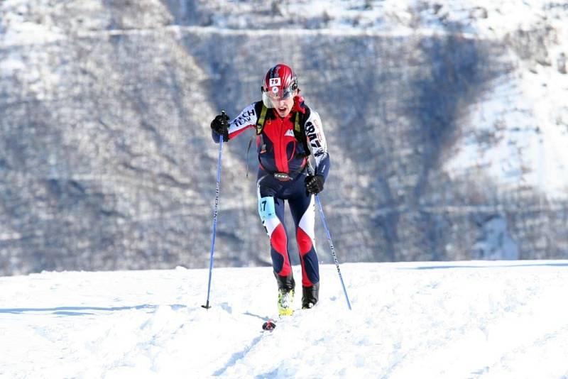 Světový šampionát ve skialpinismu hostilo i letos francouzské údolí Pelvoux Vallouise. Mezi desítkami sportovců byli také čtyři čeští reprezentanti