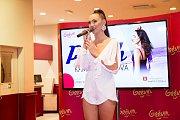 Zpěvačka Kamila Nývltová křtila nový videoklip k písni Příběh