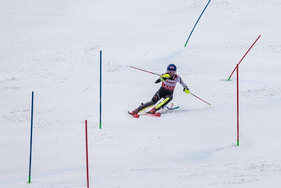 Vítězka Mikaela Shiffrin, Světový pohár ve Špindlerově Mlýně